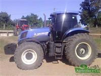 Trator Ford/New Holland T7-205 (C�mbio SPS - Top de Linha!) 4x4 ano 14
