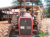 Trator Massey Ferguson 292 (Único Dono - 4.500 Horas!) 4x4 ano 05