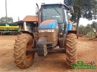 Trator Ford/New Holland TS 6020 (Trator de Lavoura - 1.600 Horas!) 4x4 ano 14