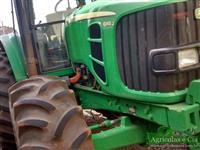 Trator Massey Ferguson 6145 J (Câmbio Power Quad - Ótimo Estado!) 4x4 ano 14