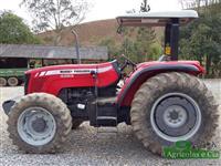 Trator Massey Ferguson 4283 (Tra��o Central - Excelente Estado!) 4x4 ano 10