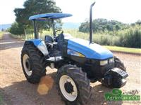Trator Ford/New Holland TL 75 E (Ótimo Estado!) 4x4 ano 08