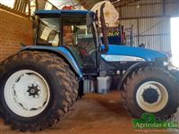 Trator Ford/New Holland TM 180 (Filipado - Trator de Lavoura!) 4x4 ano 07