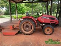 Trator Agrale 4100 (Com Roçadeira - Único Dono!) 4x2 ano 07