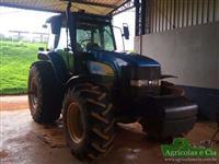 Trator Ford/New Holland TM 7040 (Câmbio SPS - Único Dono!) 4x4 ano 11
