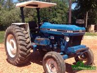 Trator Ford/New Holland 6610 (Muito Bom Estado!) 4x2 ano 86