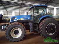 Trator Ford/New Holland T 7060 4x4 ano 12