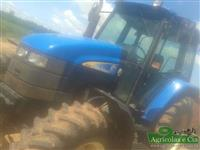 Trator Ford/New Holland TS 6020 4x4 ano 14