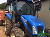 Trator New Holland TL 95 E 4x4 ano 16