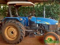 Trator Outros New Holland 4x2 ano 05