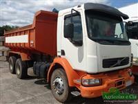 Caminhão Volvo VM 260 6x4 ano 11