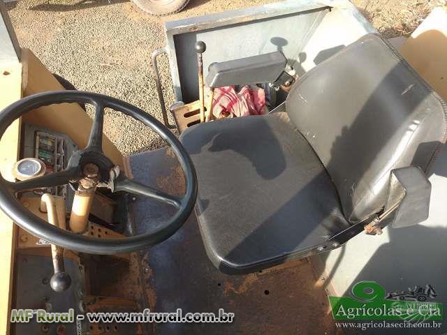 Pá Carregadeira W180 (Motor Mercedes - Ótimo Estado!)
