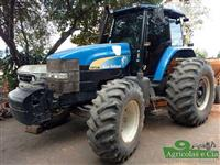 Trator New Holland TM 7040 4x4 ano 14