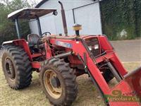 Trator Massey Ferguson 283 Advanced 4x4 ano 04