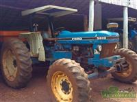Trator Ford 5610 4x4 ano 97