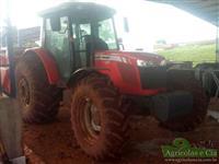 Trator Massey Ferguson 4299 4x4 ano 17