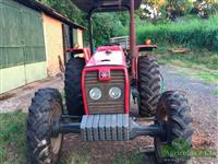 Trator Massey Ferguson 255 Advanced 4x4 ano 13