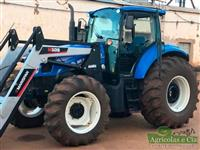 Trator Outros New Holland 4x4 ano 17