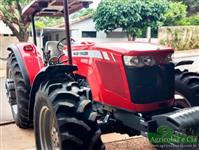 Trator Massey Ferguson 4292 hd 4x4 ano 17