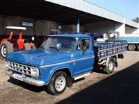 Caminhonete Chevrolet D-10 ano 1970