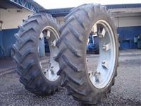 Jogo de pneus  fino 13.6-38 (6 lonas)