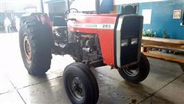 Trator Massey Ferguson 283 4x2 ano 00