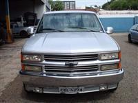 Caminhonete Chevrolet Silverado ano 1997