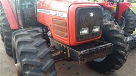 Trator Massey Ferguson 5310 4x4 ano 01
