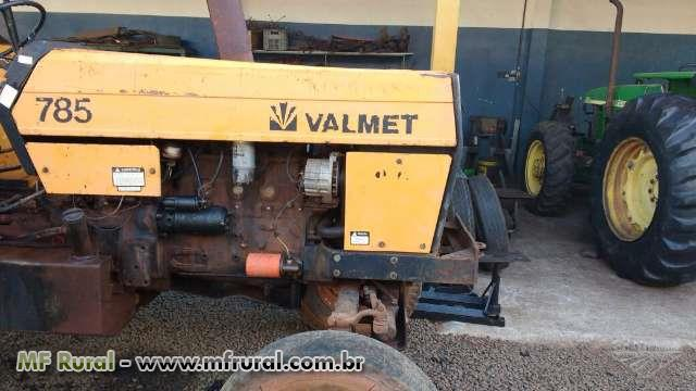 Trator Valtra/Valmet 785 4x2 ano 95
