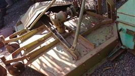 Roçadeira lateral Kamaq ninja 300