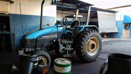 Trator New Holland TL 70 4x2 ano 02