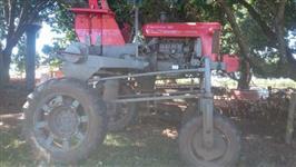 Trator Massey Ferguson 85 X 4x2 ano 73