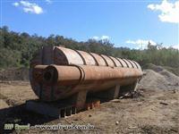 Secador Biomassa