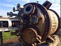 Reator aço inox 310 3 mil litros