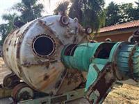 Reator aço inox 310 cap 10 mil litros