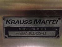 Centrifuga Inox Krauss Maffei