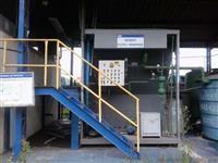 Estação de tratamento de efluentes ETE