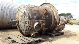 Reator em aço inox 1.5m3