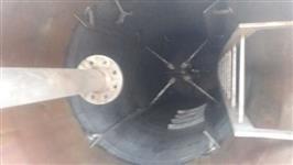 Reator aço inox 12m3