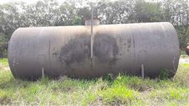 Tanque reservatorio em aço carbono 15 mil litros