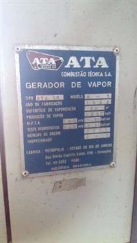 Caldeira ATA combustão
