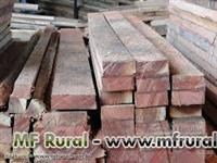 Carga fechada de aproveitamento de madeira de serraria