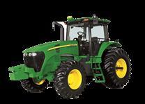 Trator John Deere 7205J 4x4 ano 10