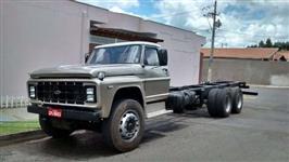 Caminhão Ford F 600 ano 77