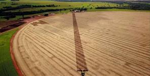 Fazenda mais produtiva do estado de goias,soja,milho, plantio de precisão, maior produção por hec.