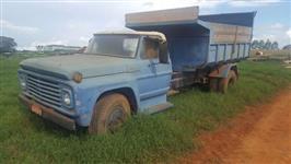 Caminhão Ford F-11000 ano 86