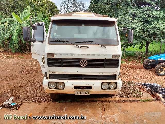 Caminhão Volkswagen (VW) VW 14210 6x2 ano 90
