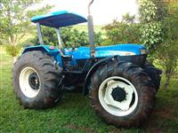 Trator Outros New Holland 4x4 ano 12