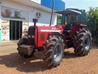 Trator Massey Ferguson 292 4x4 ano 05