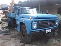 Caminhão Ford F 13000 ano 85